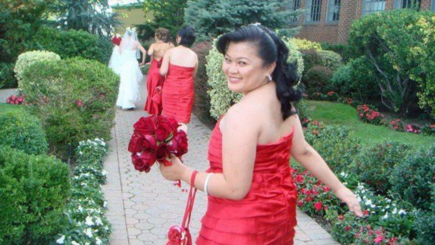 Meet the lawyer who has been a bridesmaid 23 times - but doesn't want to get married