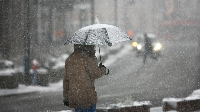 Met Éireann forecasting snow showers for St Patrick's Day!
