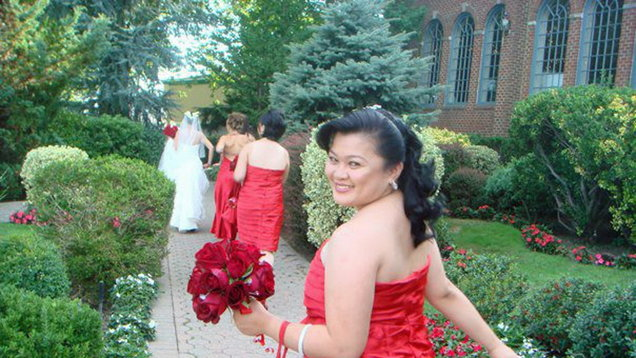 PA Real Life - Claudette Delacerna - 23 Times Bridesmaid