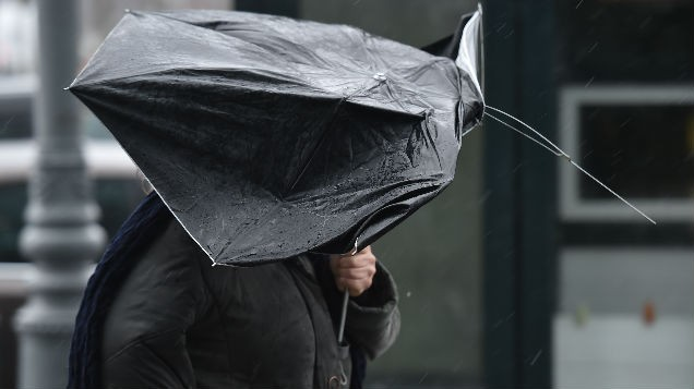 Met Eireann issue THREE weather warnings as miserable conditions continue