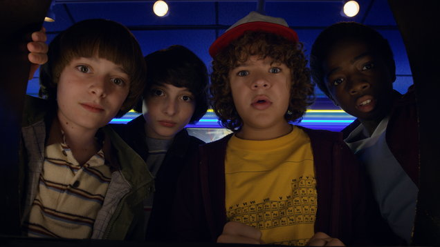 Stranger Things cast 'score major pay increases for third series'