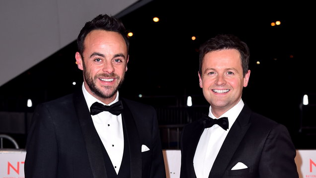 Loose Women express sympathy for Dec after Ant's arrest