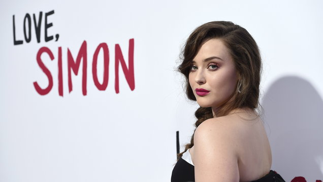 Katherine Langford (Chris Pizzello/AP)