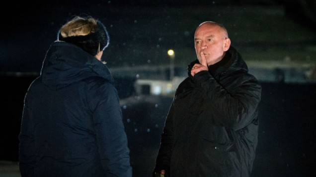 THIS is when Pat Phelan is FINALLY exiting Corrie