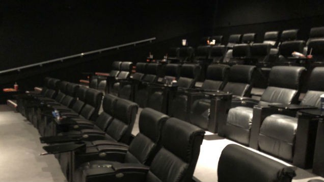 Young dad dies in freak cinema seat accident