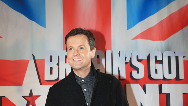 Dec jokes about hosting solo as Saturday Night Takeaway returns without Ant