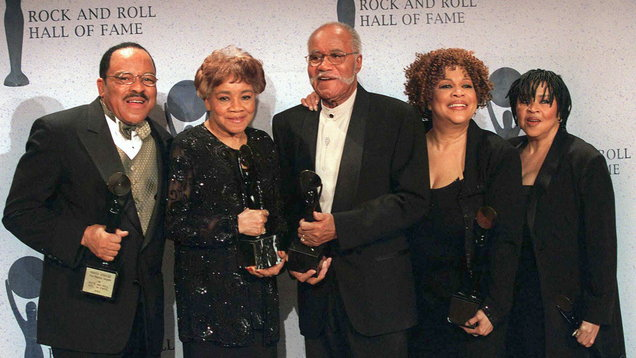 Yvonne Staples of the Stax group The Staple Singers dies