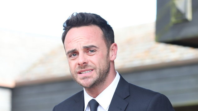 McPartlin apologised on the steps of the court (Steve Parsons/PA)