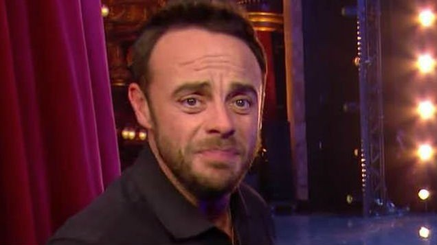 Ant McPartlin will be reunited with Declan Donnelly this weekend