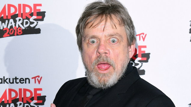 Mark Hamill to Guest Star On Big Bang Theory Season Finale