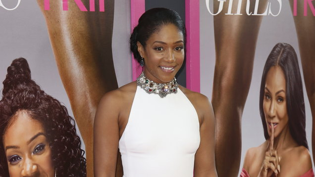 Girls Trip star says she will wear McQueen dress 'multiple times'