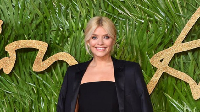 426f8f591ada Holly Willoughby dress for the season this morning and it woke us up with a  smile. The TV presenter has been going through a style evolution of late.