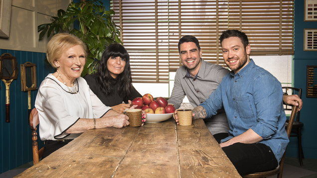 Contestants will live in a shared house for a new Mary Berry cooking show. (BBC)