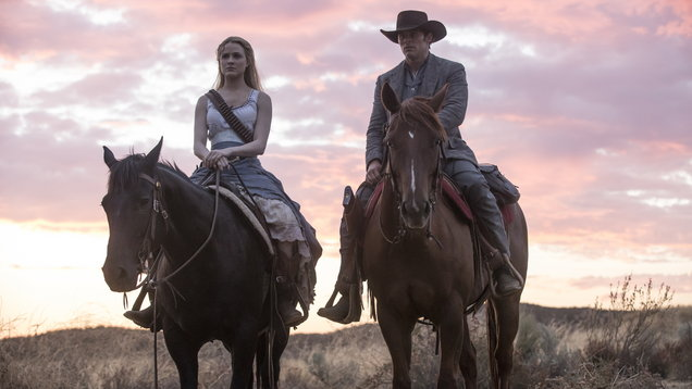 A star of Westworld has told fans the new series will turn the show's world 'upside down'