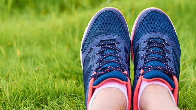 Workout in the garden (Thinkstock/PA)