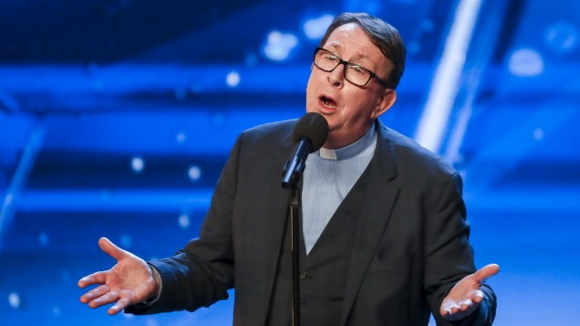 [WATCH] Father Ray Kelly stuns BGT judges with EMOTIONAL performance