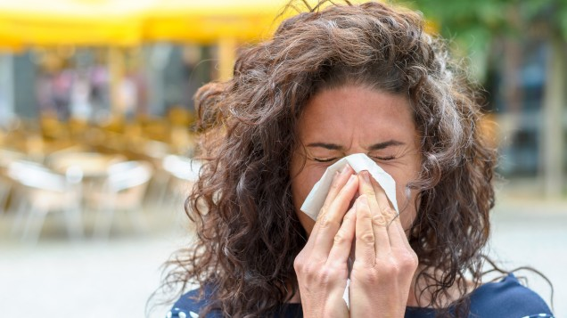 WARNING issued to hay fever and asthma sufferers as 'pollen explosion' could cause DEADLY attacks