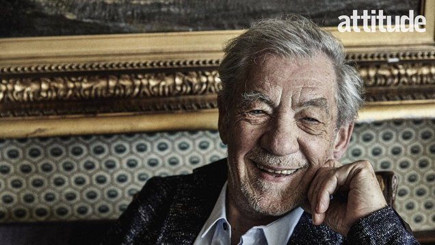 Ian McKellen speaks to Attitude magazine