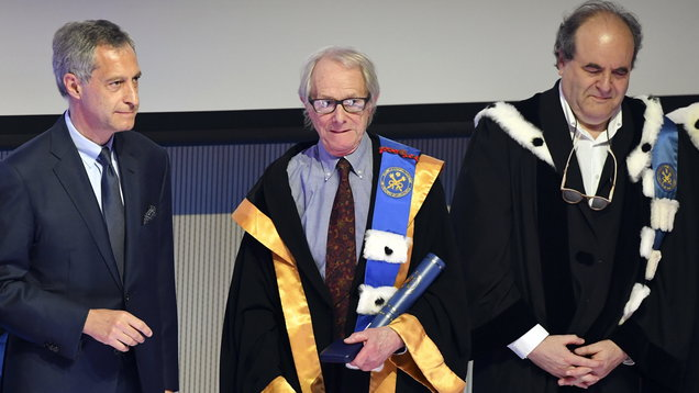 Charles Michel disapproves of honorary doctorate for Ken Loach at ULB