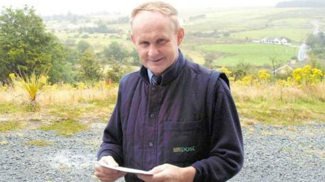 Donegal postman FAMOUS for predicting Irish weather shares some VERY exciting news