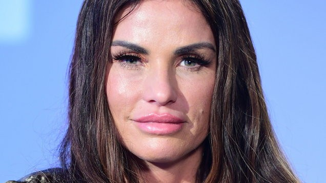Katie Price Has Taken To Social Media To Thank Her Surgeon For Her New Face Two Months On From Having Corrective Surgery
