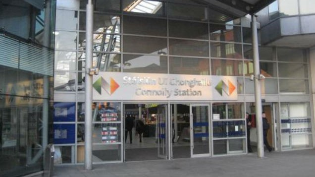 Connolly Station evacuated after suspect item is found