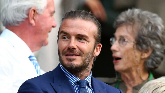 David Beckham Is Appointed Ambassadorial President Of The BFC