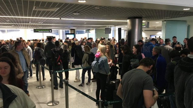 Leinster fans stranded in Dublin after flight was overbooked
