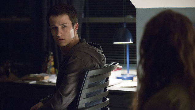 13 Reasons Why is back for a second series. (Netflix)