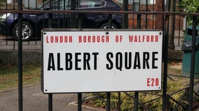 EastEnders actress DISTRAUGHT after intimate pictures leaked online