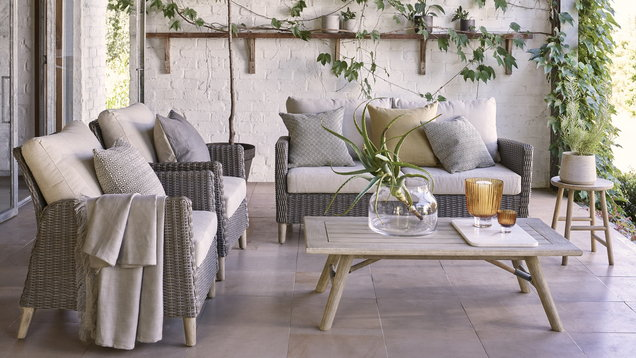 3852e9bd0a5 Transform your patio  3 inspiring settings for summer - Lifestyle ...