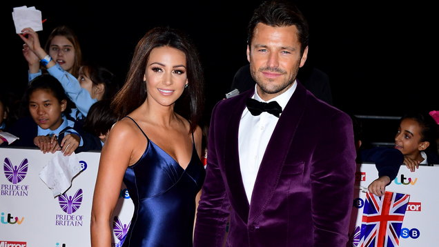 Michelle Keegan blasts 'negativity' surrounding her marriage with Mark Wright