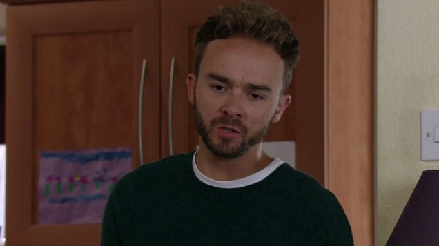 David makes a HUGE decision in Corrie next week