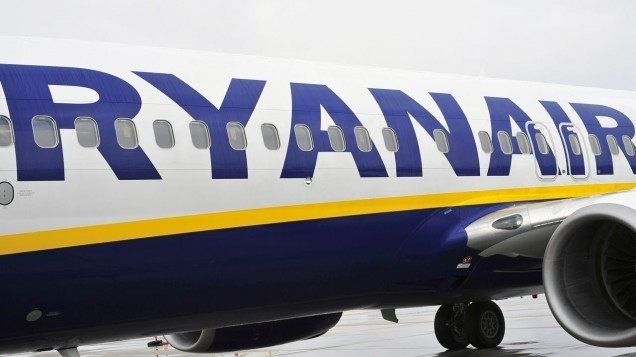 Dublin-bound Ryanair flight collides with another plane