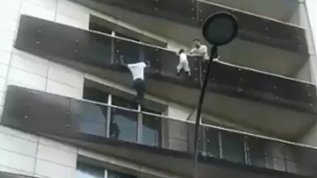 Mamoudou Gassama: Young Man Scales Building To Save Child's Life