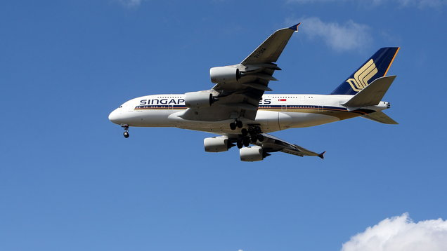 as the world s longest flight returns what does nearly 19 hours on