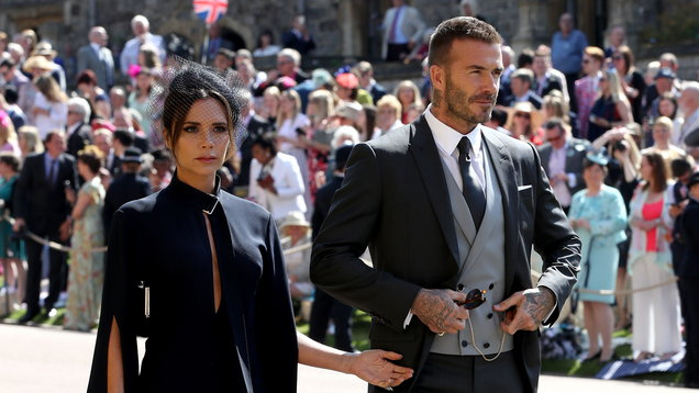 David Beckham and Victoria Beckham Deny Divorce Rumors