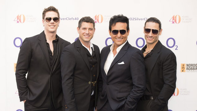 Il Divo: We left Simon Cowell's label but won't let that get us down