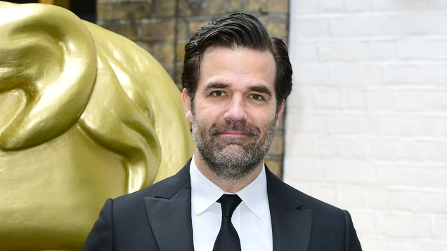 Rob Delaney shares picture of son Henry on first Father's Day after his death