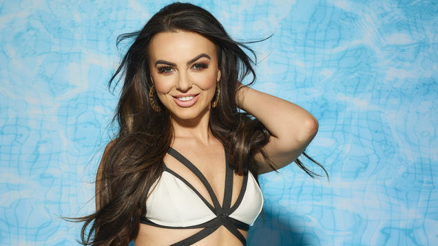 Love Island viewers 'cringe' over sexy photo shoot