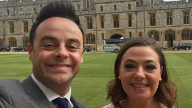 [PICS] Ant McPartlin's estranged wife Lisa shares heartbreak on Twitter as he finds new love