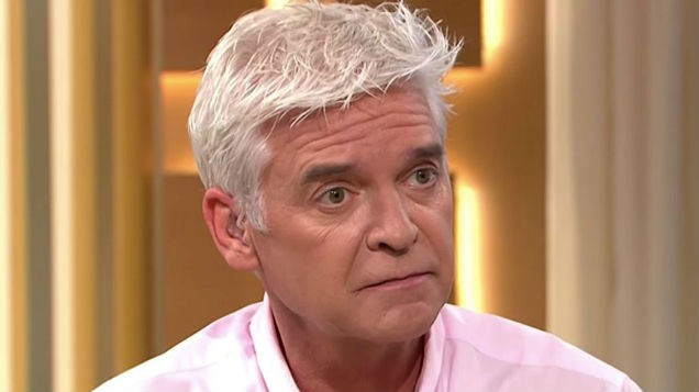 Phillip Schofield suffers FRIGHTENING 'near-death' experience