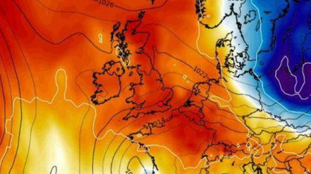 Met Éireann predicts SEARING heatwave on the way - but there's some bad news first