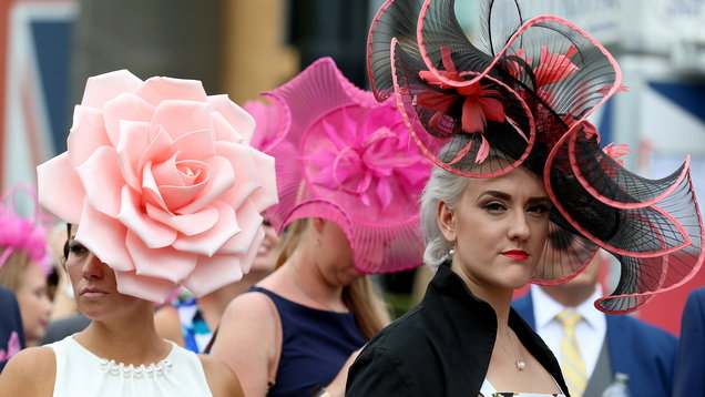 From florals to feathers, these are all of the hat trends we've seen at Ascot