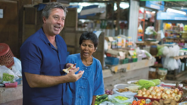 John Torode's favourite places for street food in Thailand and Malaysia