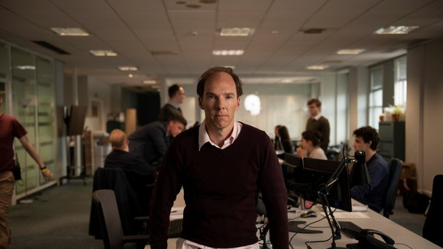 Benedict Cumberbatch as Dominic Cummings (Nick Wall/Channel 4)