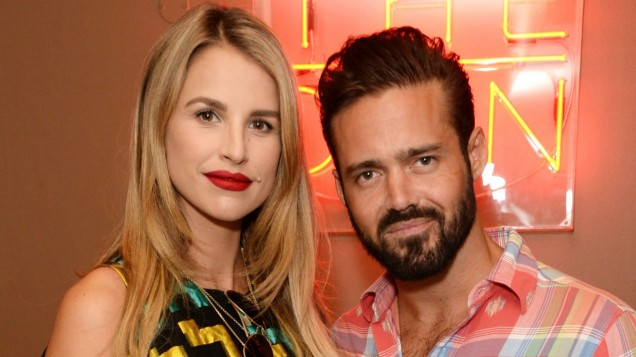 Vogue Williams calls Spencer her husband in cute snap