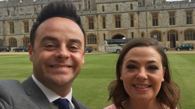 Lisa Armstrong LASHES OUT at reports that she's being 'difficult' during split from Ant McPartlin