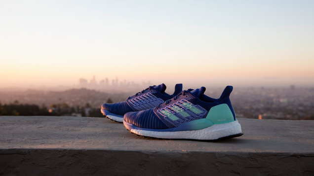 93578e98bc7c Tried and tested  Adidas Solar Boost trainers - Lifestyle from Xposé ...