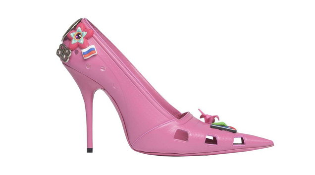 Stiletto CROCS now exist and you'll either love them or hate them